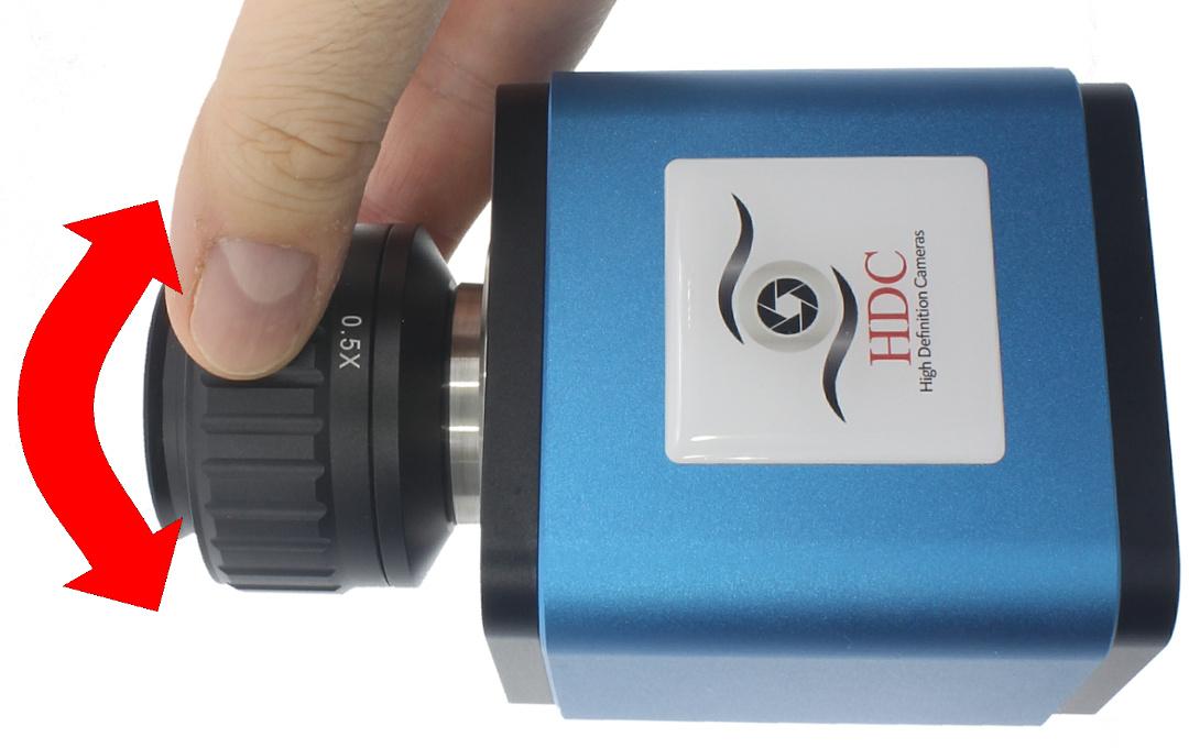 Okular adapter für mikroskop und kamera quality engineering